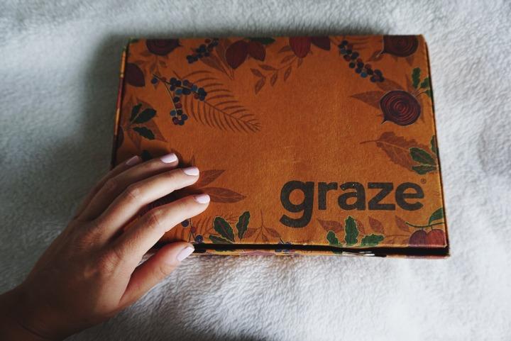 Let us snack:Graze